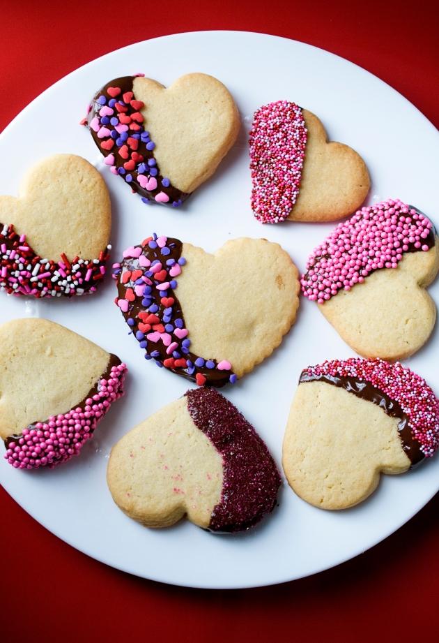 предлагаем вашему необычное печенье фото рецепты черри