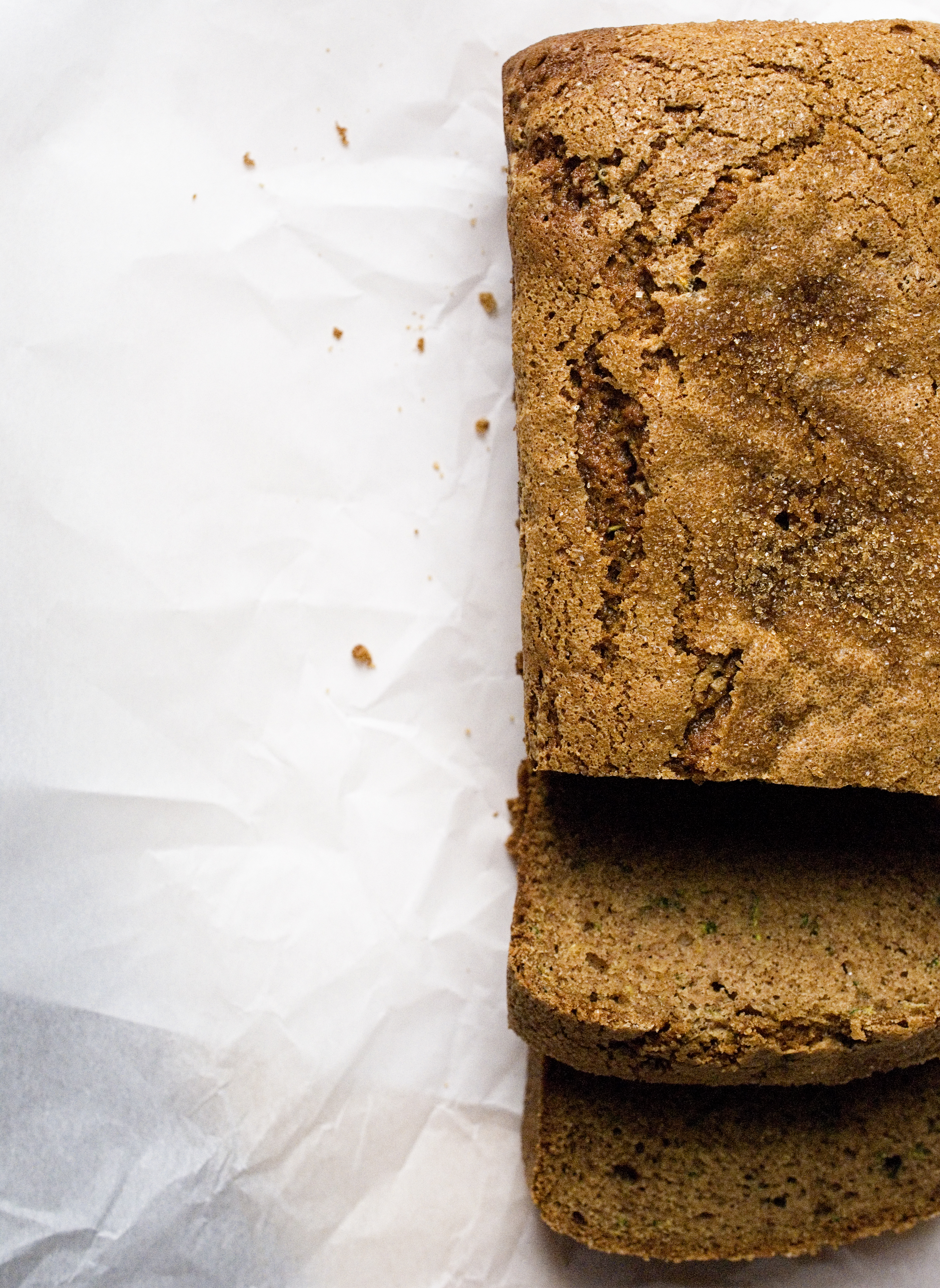 Zucchini Bread + 5 Zunchini Bread Recipes To Make This Summer ...